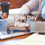 jio one day plans