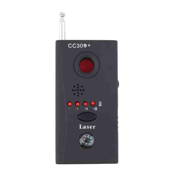 Spy camera detector cc208+