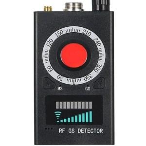 EMF spy scanner bugging system detection