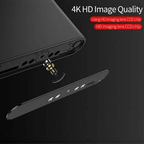 hidden 4 k camera Spy phone power bank