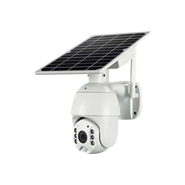 solar powered WIFI camera PTZ