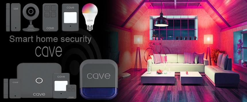 Cave smart wifi bulb banner