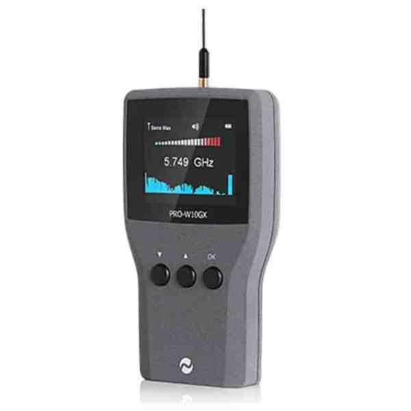 PRO-W10GX bug detector