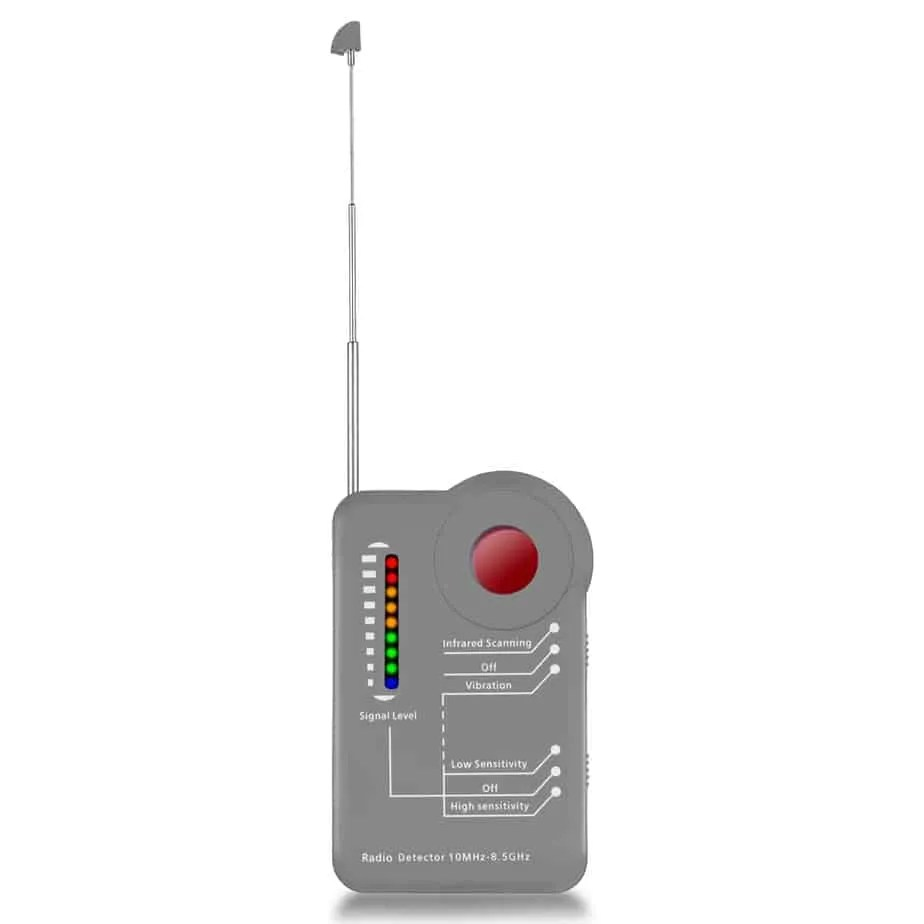 5G Bug detector for all spy signals.