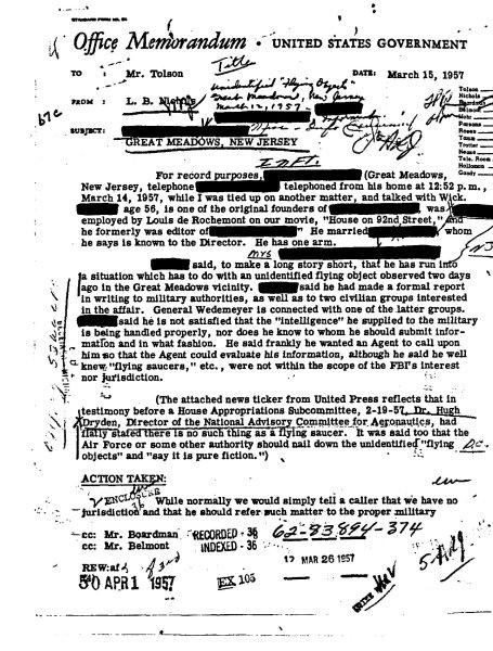 FBI-DeRochemontHouseon92ndStreet