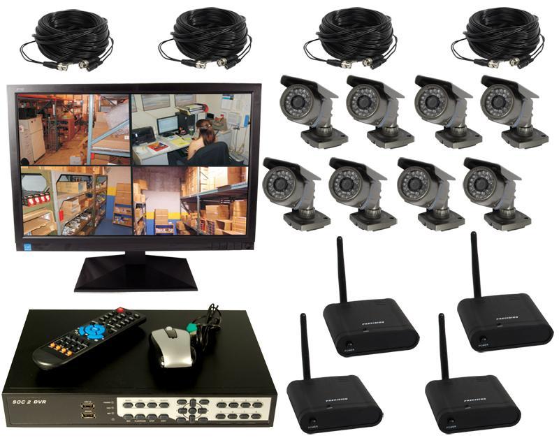 Wireless Cameras Costco Security