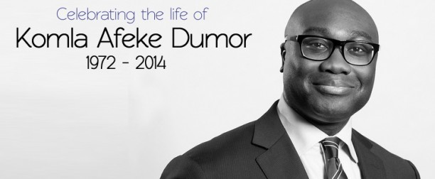 Multimedia Group to hold memorial service for Komla Dumor tomorrow