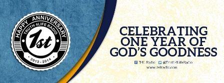 Truth4Life Radio 1 Year
