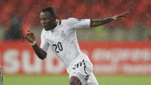 World Cup 2014: Kwadwo Asamoah reveals Ghana players' full support for coach Appiah