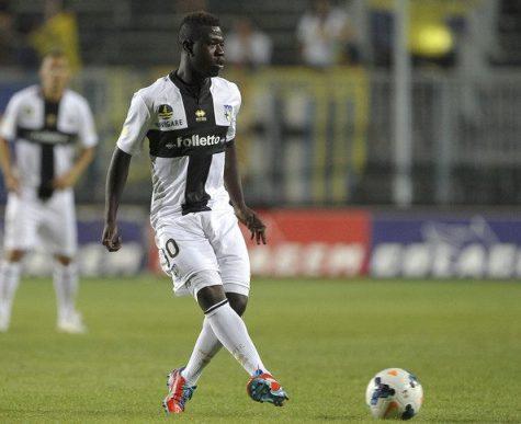 Parma's Afriyie Acquah to start against AC Milan