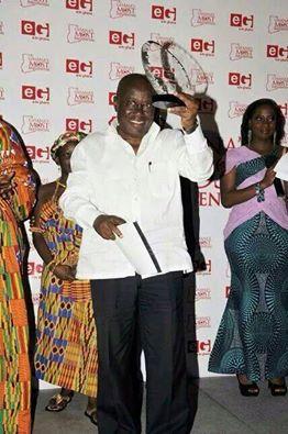 Akufo Addo Phantom Award