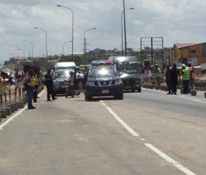 Kasoa-Mallam Highway