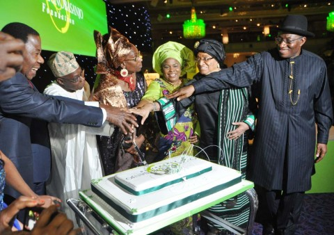 LAUNCH OF OBASANJO FOUNDATION