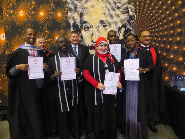 AIMS-Next Einstein Initiative graduates