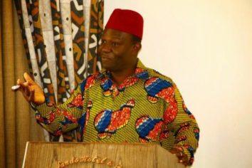 Ho West MP, Emmanuel Kwasi Bedzra