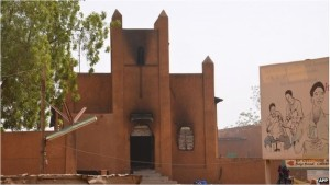 Churches and French interests have been targeted in Niger ? a former French colony