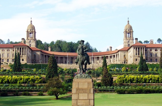 Union Buildings
