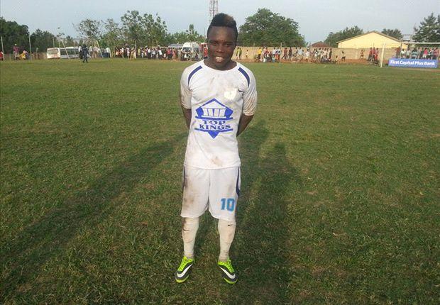 Former Bechem United attacking midfielder Augustine Okrah