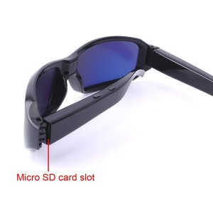 Toughsty Hidden Camera GLasses