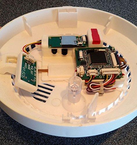 Smoke Detector Cam