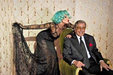 """Lady Gaga torna al jazz con Tony Bennett e un nuovo disco: """"Love For Sale"""""""