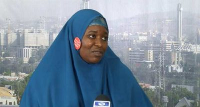 How Osinbajo exposed Buhari 'as being responsible' for SARS brutality – Aisha Yesufu