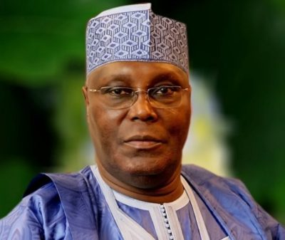 BREAKING NEWS: Atiku lands in US