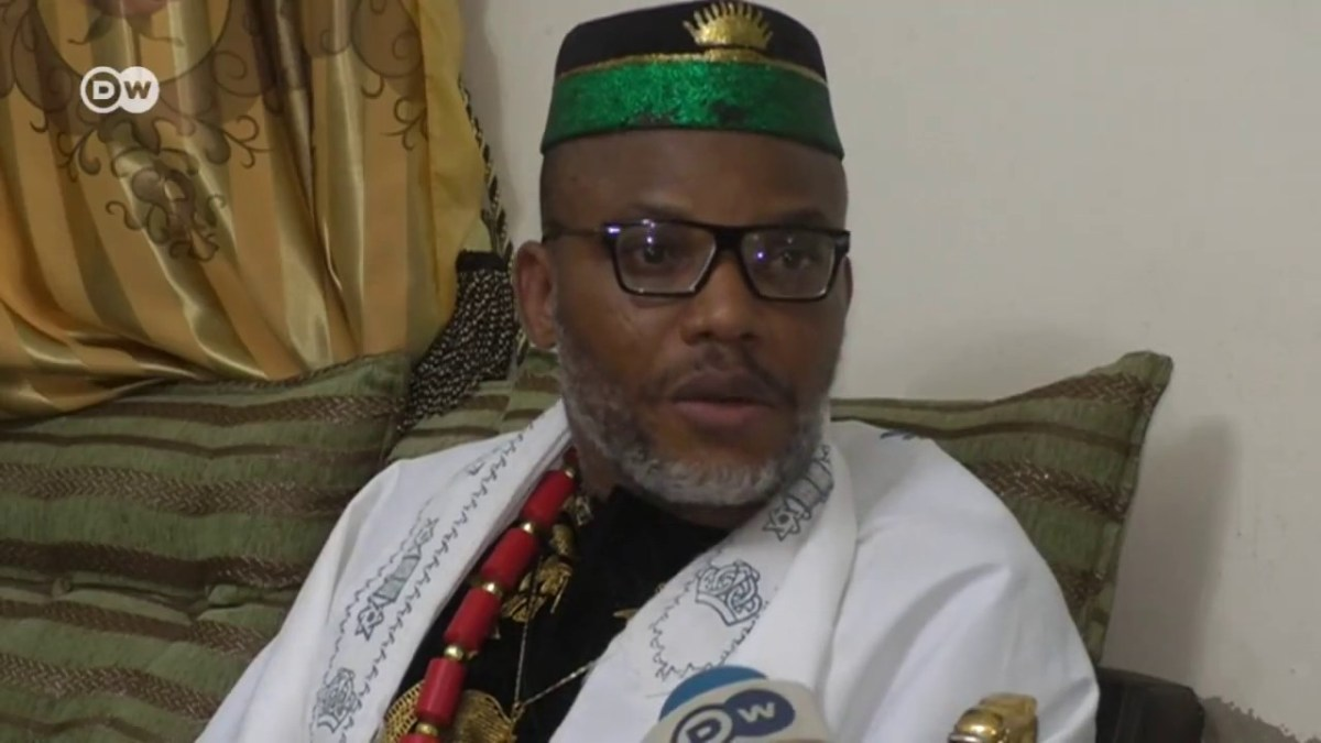 Nigerian Army Should Tell The World What Happened To Nnamdi Kanu,  Nobody In his Family Knows His Where About - Wife Speaks