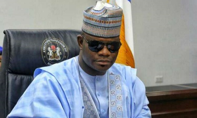 """Saraki as the Senate President, is one of the many factors causing delay in salary payment in Nigeria today. Nigeria workers must support the APC chairman agitation to remove him as the Senate President""  - Alh. Yahaya Bello, Kogi State Governor"