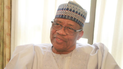 Babangida advises Buhari: please step down