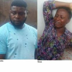 Mum videos her 3-yr-old twin boys having sex in Lagos