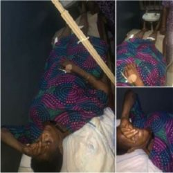Man Kills Girlfriend For Money Ritual, Stuffs Her Body Inside Bucket In Lagos (Graphic Photos)