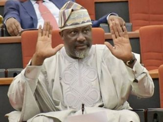 Tough Time For  PDP, As Dino Melaye Receives The Worst News, Ahead Of Saturday's Feb. 23 Elections
