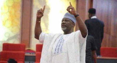 They Have Been Baptized With The Spirit Of ERROR- Wounded Melaye Speaks And Displays Photo From Hospital Bed