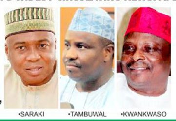 2019: Details of PDP Secret Deals With Saraki, Dogara, Kwankwaso Others Exposed ...How Political Appointments, Positions Already Shared