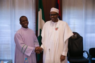 Father Mbaka Reacts As Buhari Donates N2m To His Church