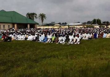 BREAKING News!!!  Muslims Invade And Convert Catholic Church Into Islamic Prayer Ground In Agatu, Benue.
