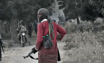 BREAKING: Cries, Sporadic Gunshots, Explosions As Boko Haram 'Takes Over' Michika