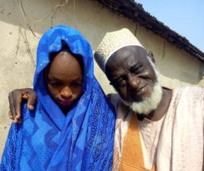 Man, 70, marries 15-year-old sweetheart in Niger [PHOTOS]