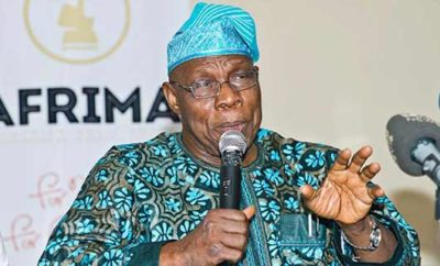 You are sick in the spirit, body and soul — Obasanjo bombs Buhari again