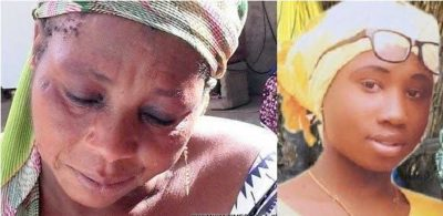 365 days in Boko Haram's Den: I would have been sad if Leah denied Jesus-Mother