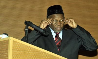 Acting CJN Muhammad reveals when he'll step aside, says Onnoghen remains Chief Justice of Nigeria