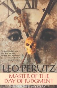 MASTER OF THE DAY OF JUDGEMENT by Leo Perutz