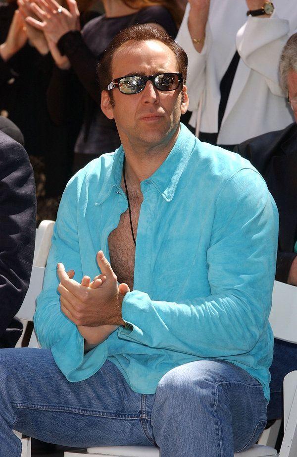 Nicolas Cage Star Decaduta Vive In Affitto E Mangia Al