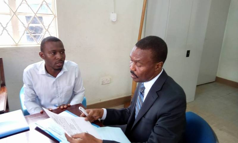 Muntu,5 others Pick Nomination forms for party's top office