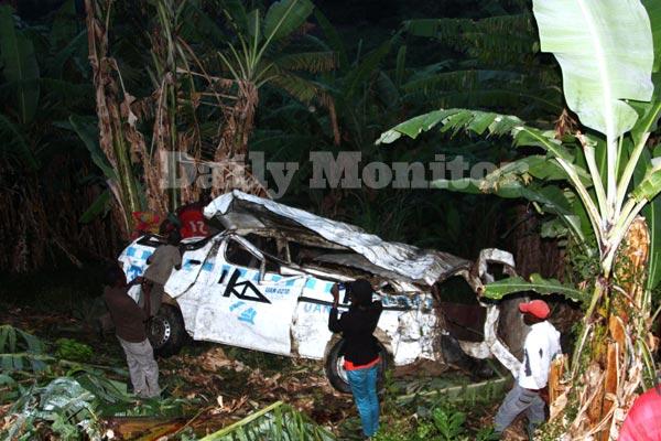 Six dead in Fort Portal-Bundibugyo road accident