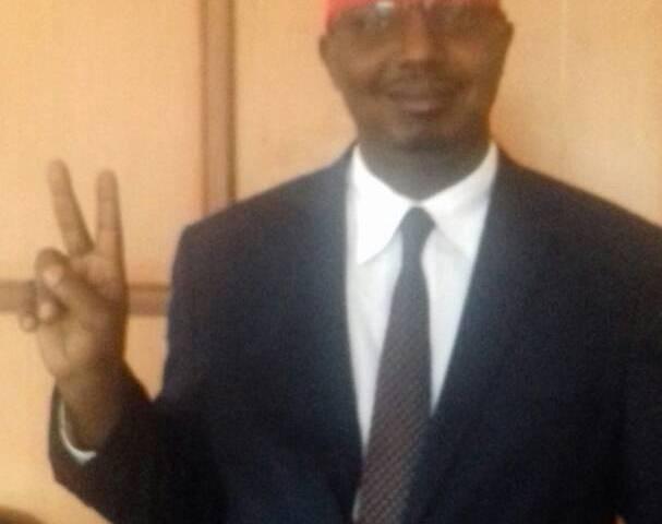 Bloody: Fdc's James Ozo,Kamwenge Lc V Boss 'Flex' at Makerere Over Togikwatako Red Ribbon.