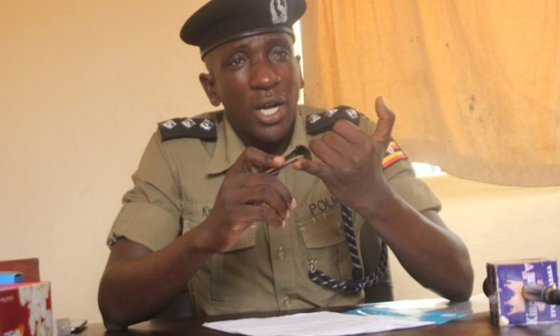 DPC Kirumira Transferred To Nalufenya