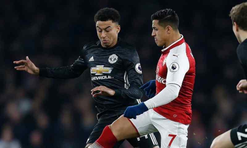 Alexis Sanchez's Man United Move Imminent