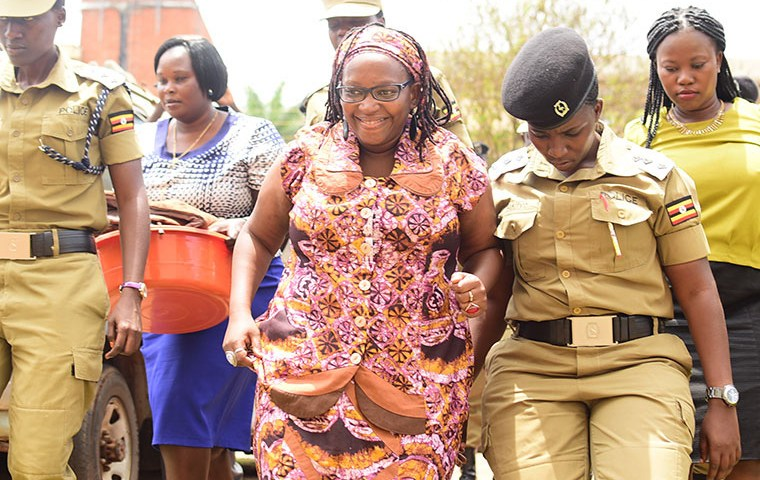 "DPP apologises for delays in Nyanzi's ""pair of buttocks"" case"